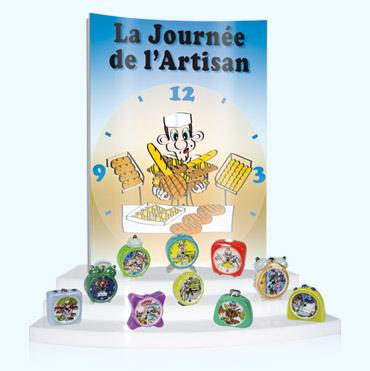"Alcara - présentoir ""podium"""