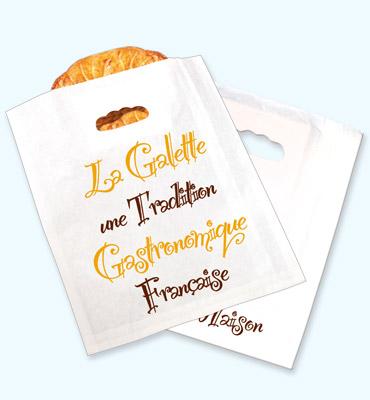 "Alcara - sac à galette ""tradition maison"""