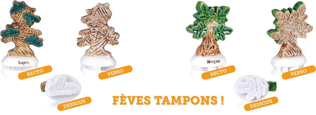 Alcara - Fèves Tampons