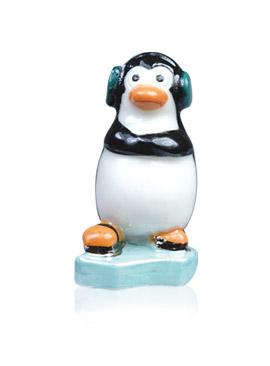 Pingouins sur Glace - Fèves Alcara - Épiphanie 2021